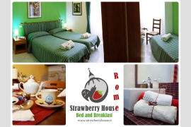 Foto Strawberry House B&B