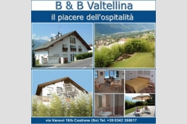 Foto Bed & breakfast Valtellina