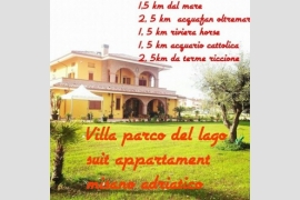 Foto Villa Parco del Lago - Country House